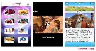 Superbook app